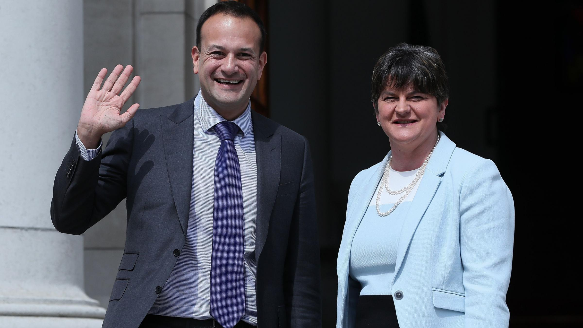 'Good progress' in DUP talks - Gavin