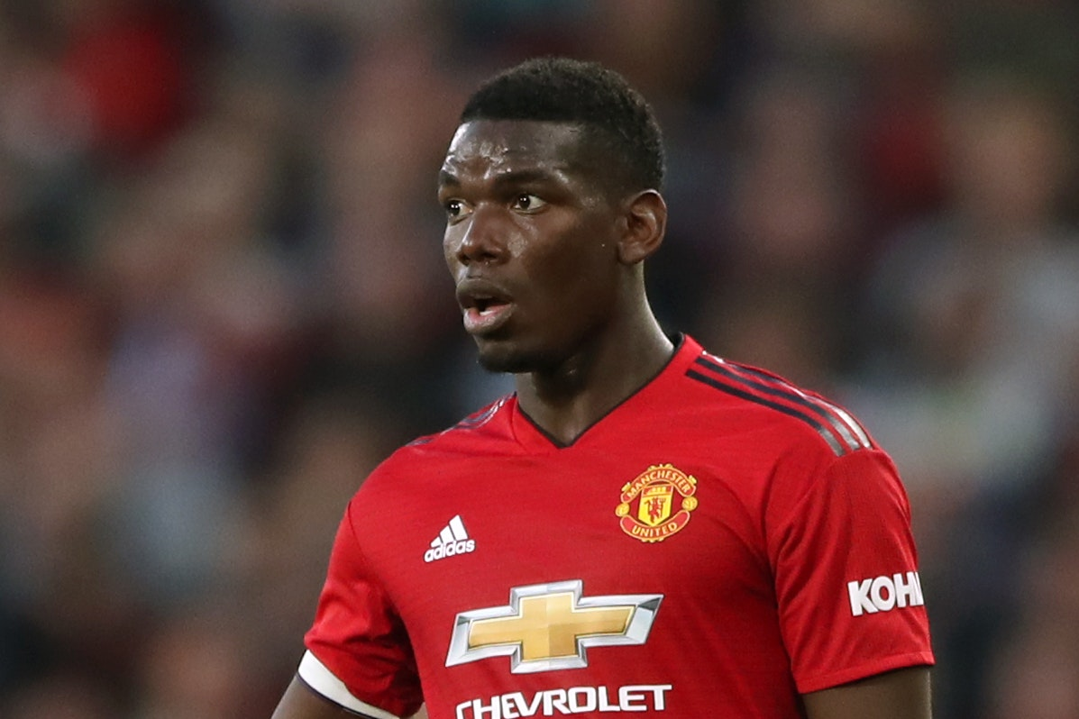 Pogba says his future is now  at Manchester United